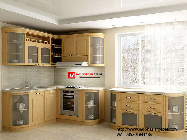 Model Kitchen Set Rumah Modern