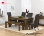 Model Meja Kursi Makan Rumah Minimalis IMJ 058