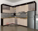 Kitchen Set Minimalis HPL